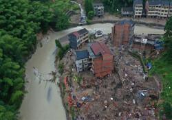 Çin'deki Lekima tayfununda ölü sayısı 45'e yükseldi