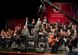Cumhurbaşkanlığı Senfoni Orkestrası, SILA 4 ile efsanevi bir konser verdi