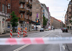 Danimarka'nın başkenti Kopenhag'da bir haftada ikinci patlama