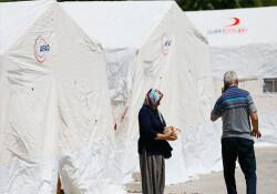 Denizli'de yaşanan depremin yaraları sarılıyor