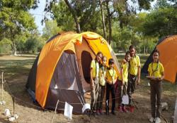 Doğa İzcilik Derneği 1. Macera Kampı gerçekleştirdi