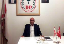 DP İskele İlçe Kongresi yapıldı: İlçe Başkanı Çetinkayalı oldu