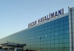 Ercan'da 40 bin dolar tespit edildi