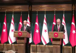 """Erdoğan: """"Doğu Akdeniz'de ders almayan varsa, cevap vermekten çekinmeyiz"""""""