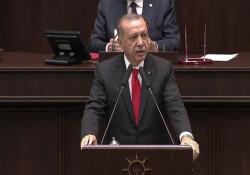 """Erdoğan: """"Sivil katliam görmek istiyorsanız, Türkiye'nin müdahalesinden önce Kıbrıs'a bakın"""""""