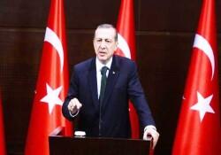 Erdoğan: Teröristler ve diğer ülkeler terk etmeden biz Suriye'den çıkmayız