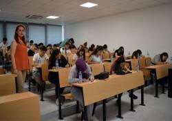 Final Üniversitesi Burs ve Sıralama Sınavı gerçekleşti