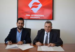 Final Üniversitesi ile Spor Yazarları Derneği arasında işbirliği protokolü imzaladı
