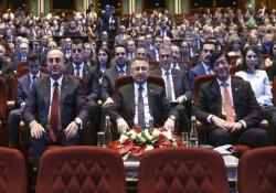 """Fuat Oktay: """"Kıbrıs Türkü'nün hak ve menfaatlerini korumaya devam edeceğiz"""""""