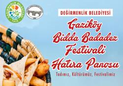 Gaziköy Bidda Badadez Festivali yarın