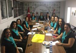 Geçitkale Belediyesi'nde kadın meclisi oluşturuldu