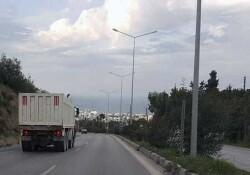 Lefkoşa-Girne yolu trafiğe açık ve temiz! Dikmen yolu da sürücülerin kullanımına açıldı