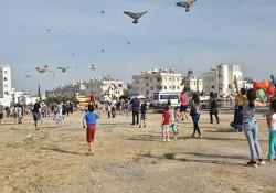 Gönyeli Belediyesi, Dünya Çocuk Günü nedeniyle uçurtma şöleni ve Bisiklet Gönyeli etkinliği düzenledi