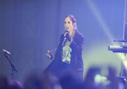 Gönyeli Gençlik Festivali tamamlandı: 10 bini aşkın genç Sertab'la coştu