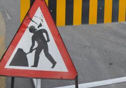 Gönyeli Çemberi ile Altınbaş petrol ışıkları arasındaki yol kısmen trafiğe kapatıldı