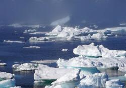"""""""Grönland'da Temmuz ayında 179 milyar ton buz eridi"""""""