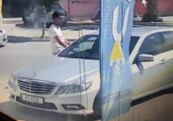 Gönyeli'de çalınan araç bulundu, 19 yaşındaki hırsız tutuklandı