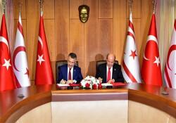 İktisadi ve Mali İşbirliği Anlaşması imzalandı!