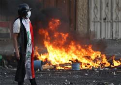 Irak'taki gösterilerde 2 kişi daha hayatını kaybetti