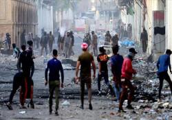 Irak'ta kentlerin güvenliği için 'kriz masası' kuruldu