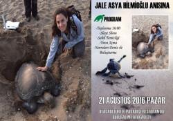Esentepe'de Jale Asya Hilmioğulları anısına etkinlik düzenleniyor