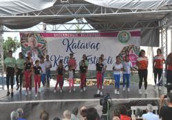 Kalavaç'ta festival coşkusu