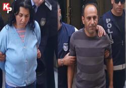 Katil zanlıları Mehmet ve Meryem Doğu çifti mahkemede!