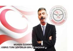 Kıbrıs Türk Şoförler Birliği Başkanı Muhsin Özdemir'in Kurban Bayramı mesajı