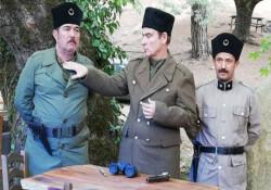 """Kıbrıs gazileri, gazilik maaşı ve imece usulü ile """"Kurtuluş Destanı"""" filmini çekiyor"""