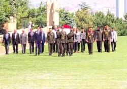 """KKTC Ankara Büyükelçisi Köprülü: """"20 Temmuz 1974 huzur ve refahımızın teminatıdır"""""""