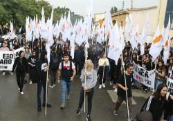 KKTC'nin 36. yılı Güney Kıbrıs'ta etkinliklerle kınandı