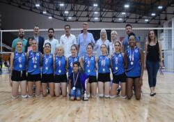 KTSYD Turnuvası'nda kupa LAÜ'nün