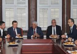 UCLG-MEWA heyeti KTBB'yi ziyaret etti