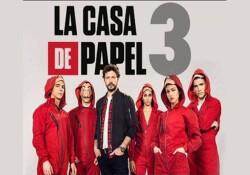 La Casa De Papel'in yeni sezonu yayında!