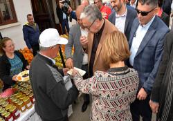 Lefke 10. Yafa Portakal Festivali açıldı