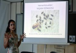 LTB'de Batı Nil Virüsü ve hamam böceği ile mücadele eğitimi tamamlandı