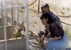 Lütfiye Özipek, Taşkent Doğa Parkı'nı ziyaret etti