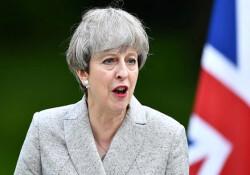 Theresa May, parti liderliğini resmen bıraktı