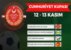 Meclis tarafından 2. Cumhuriyet Kupası yapılıyor