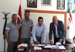 Mehmetçik Belediyesi ile DEV-İŞ arasında TİS imzalandı