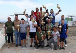 Merhum Kudret Varanoğulları Anısına Atış Turnuvası düzenlendi
