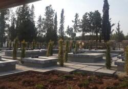 Muratağa-Sandallar Şehitliği yeniden yapıldı... İlk defin yarın...