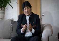 Morales, Meksika'nın iltica teklifini kabul etti