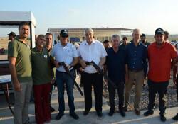 Mustafa Ağa atış poligonu hizmete girdi