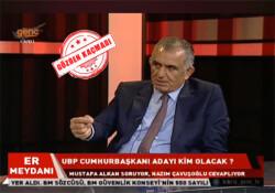 Nazım Çavuşoğlu: Cumhurbaşkanı adayımız amblemli de olur amblemsiz de olur...