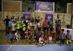 Organza Cup Turnuvası gerçekleştirildi