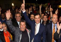 """Özgürgün: """"Geçitkale sahası 2018'de çevre düzenlemesiyle hazır olacak"""""""
