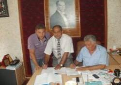 Paşaköy Belediyesi'nde toplu iş sözleşmesi imzalandı