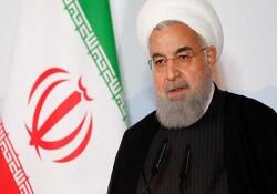 """İran Cumhurbaşkanı Ruhani: """"Devrimden bu yana en ağır günleri yaşıyoruz"""""""