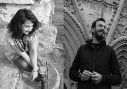 """KAÜ Güzel Sanatlar Fakültesi'nin """"Fine Talks"""" konuğu Yazar -Yönetmen çift Sholeh Zahraei ve Kamil Saldun olacak"""
